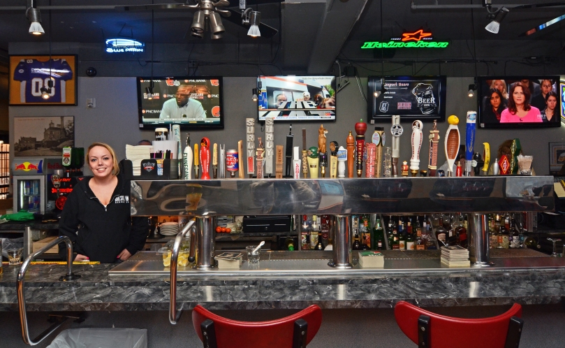 Rail Station Bar and Grill