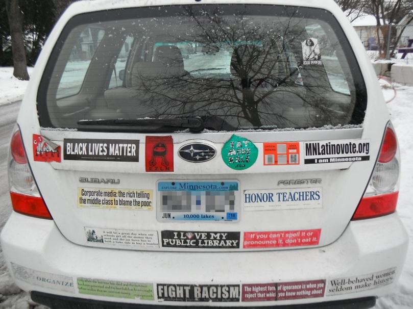 bumper_sticker_car_37th_st_mpls_mn_03_licence_blurred (1)