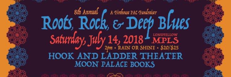Roots Rock Deep Blues banner